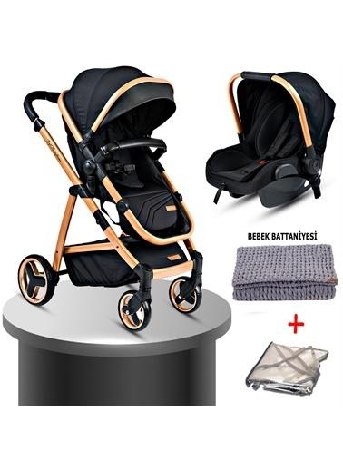 Baby Home Baby Home 960 Travel Sistem Bebek Arabası Ve Bebek Battaniyesi Renkli